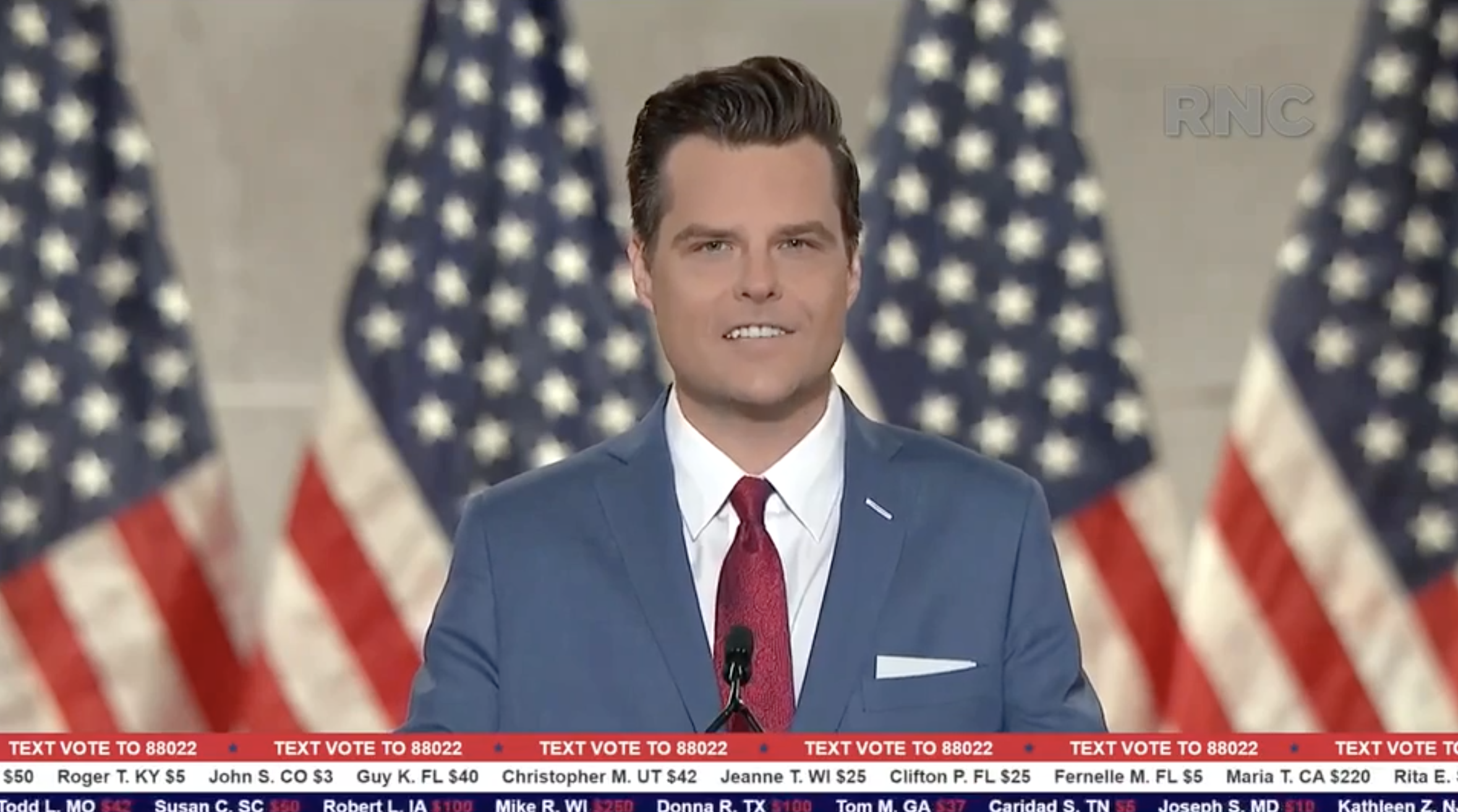 Gaetz: We Must Fight To Save America Now, Or We May Lose Her Forever