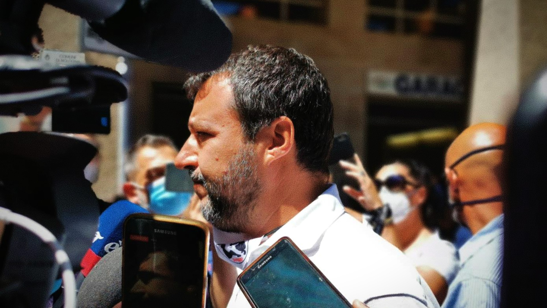Dems Look To Take Salvini To Court Over Immigration...Again