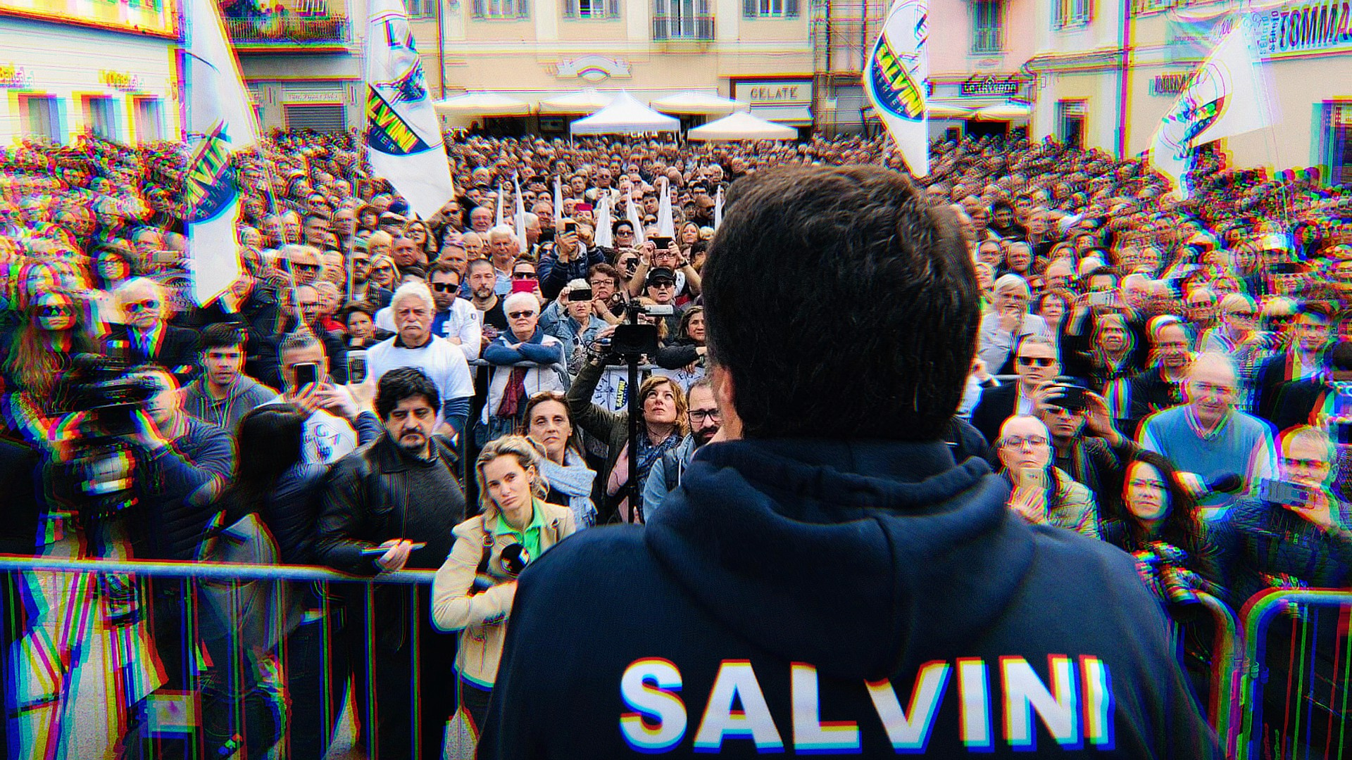 #ProcessateAncheMe: Outpouring Of Support For Salvini On Social Media As 30-Day Countdown To The Trial Begins
