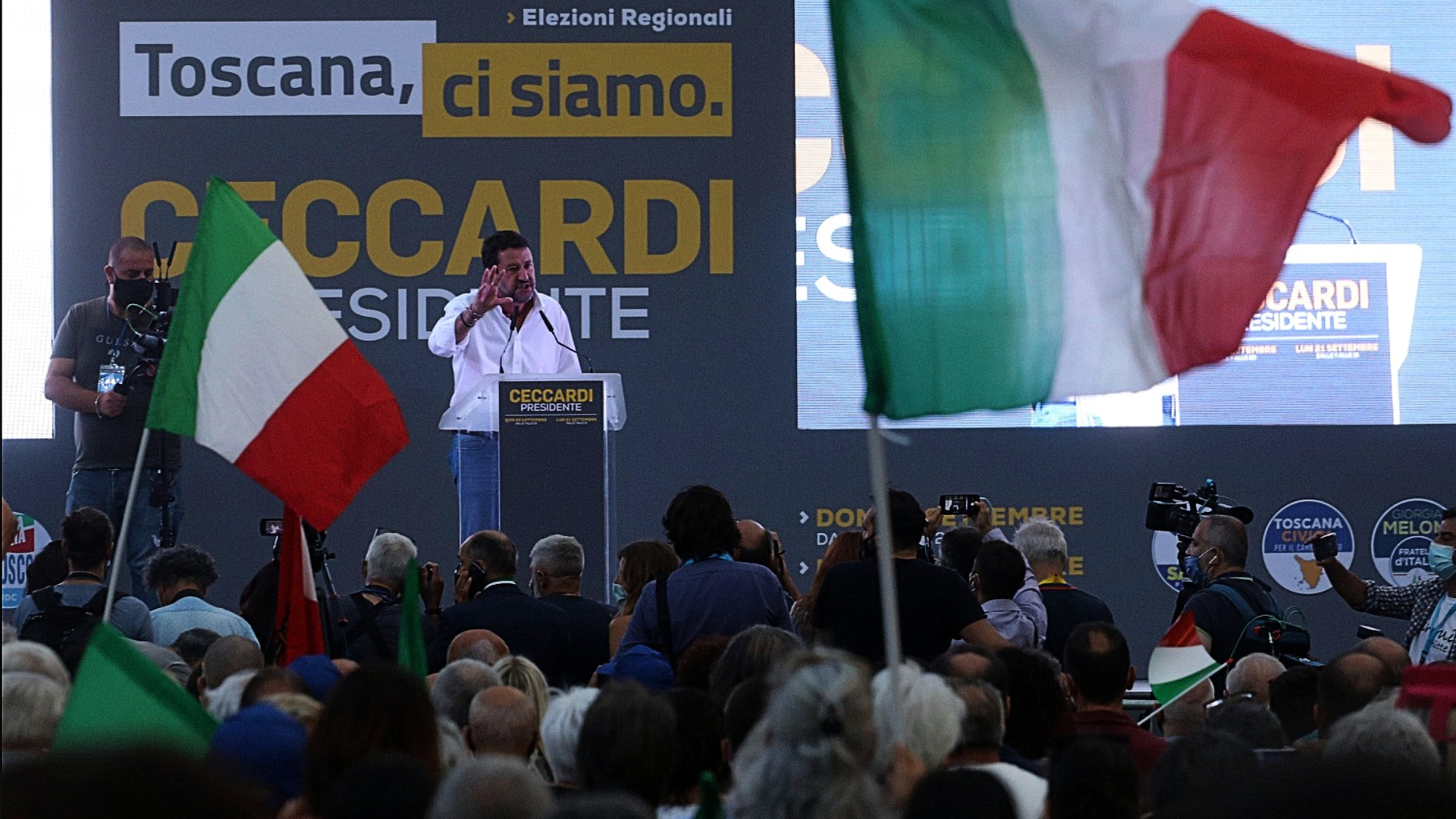 Italy: What The Media Won't Tell You About The September Elections